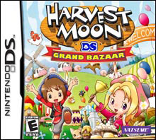 Harvest Moon: Grand Bazaar